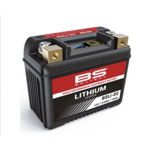 BS Battery Lithium BSLi-02