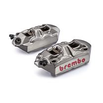 Brembo 100 mm / 108mm Radial M4 Cast Caliper Kit