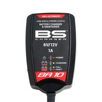 BA10 Automatic Battery Charger