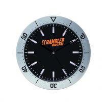 Ducati Wall Clock - Scrambler Compass