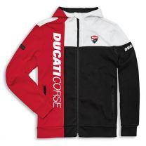 Ducati Corse Sweatshirt - DC Track (Hoodie)