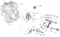 Aprilia RSV4 1000 APRC R ABS 2013-2014 - Engine Complete