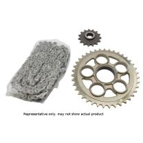 Ducati Panigale V4R - Final Drive Kit - Chain and Sprockets - 67621171A