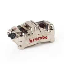 Brembo 100 mm GP4-MS Radial Billet Caliper Kit