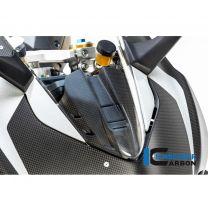 Ilmberger Carbon Instrument Cover Matt- Ducati Panigale V4 2018+  IAO-130-DPV4M-K