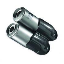 Ducati SuperSport - Titanium Carbon Silencers 96481201A