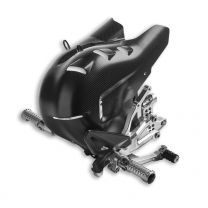 Ducati Superleggera V4 - Adjustable Rider Footpeg Kit 96280651AA