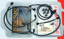 Carbon Fibre Brake Line Kit - KTM 1190 RC8-R 2009-2015
