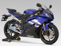 Yoshimura R11 Slip On Exhaust YAMAHA YZF-R6 2006-2015