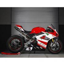 Zard Titanium Full Race System DM5 Kit - Ducati Panigale V4 / S / R 2018+ ZD1100TKR