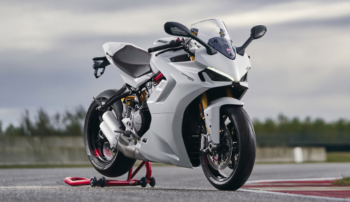 Parts and Accessories for the new Ducati SuperSport 950